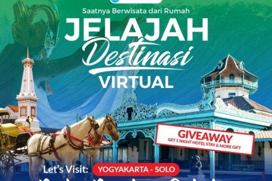 Rayakan kemerdekaan dengan wisata virtual menapaki jejak kerajaan Jawa