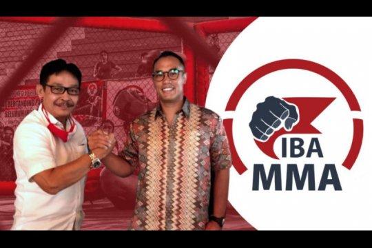 IBA-MMA bersinergi dengan Komite Olahraga Beladiri Indonesia