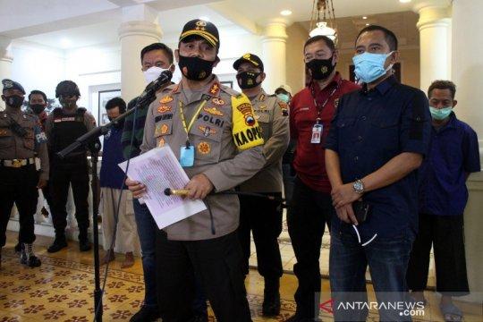 Polres Surakarta tetapkan empat tersangka anarki kelompok intoleran