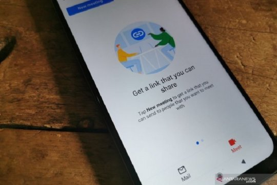 Google Meet buat fitur Q&A, mirip Zoom