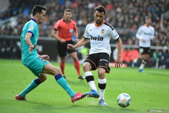 Gelandang Valencia Coquelin jadi rekrutan anyar kedua Villarreal