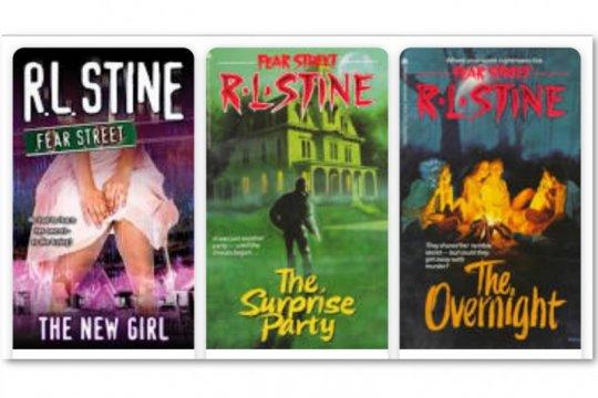 """Netflix beli trilogi film """"Fear Streat"""" dari buku R.L Stine"""