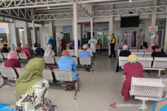 295 warga kontak erat pasien COVID-19 di Bener Meriah uji swab