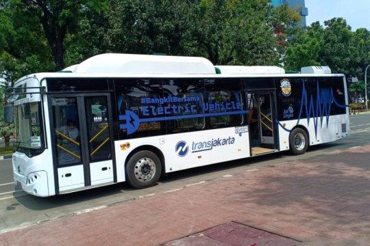 Operator transportasi sebut penggunaan kendaraan listrik kian penting