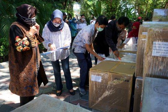 Pemkot Surabaya maksimalkan bantuan BNPB untuk pemeriksaan di Labkesda