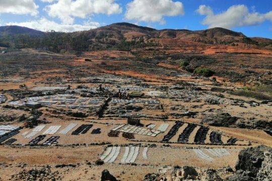 Jaga kedaulatan, KKP sertifikasi hak atas tanah Pulau Sabu NTT