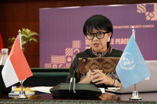 Pimpin Sidang DK PBB, RI perkuat diplomasi damai di masa pandemi