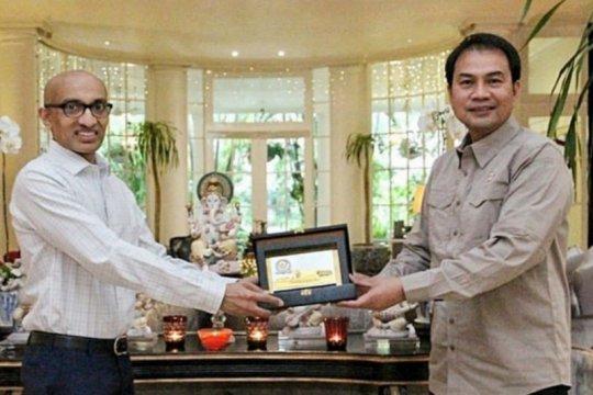 Azis Syamsuddin apresiasi Singapura sukses gelar pemilu saat pandemi
