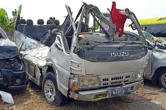 Kecelakaan di Tol Cipali, pemilik elf maut belum ditetapkan tersangka