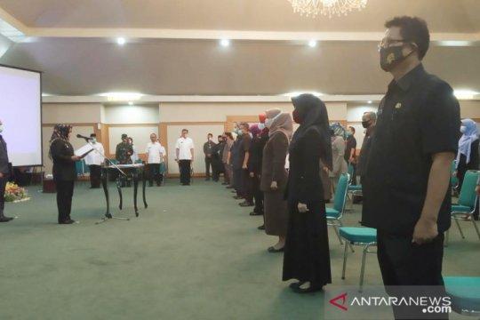 Bupati Bogor lantik 211 pejabat eselon III dan IV