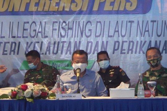 Menteri Edhy sebut kapal illegal fishing dominan dari negara Vietnam