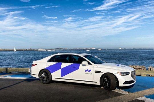 """Hyundai namakan kendaraan otonom JV """"Motional"""""""