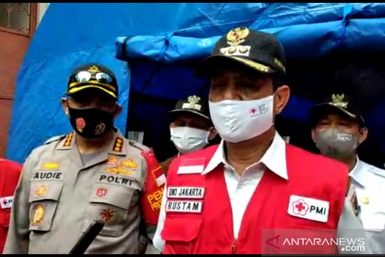 Wali Kota Jakbar sumbang Rp20 juta bagi korban kebakaran Duri Selatan