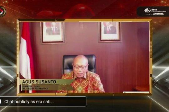 Sulut, Sulsel dan Papua Barat raih Paritrana Award 2019