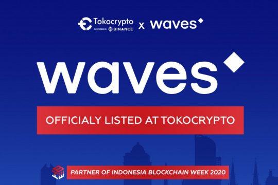 Tokocrypto sediakan platform Waves lewat ekosistem DApps