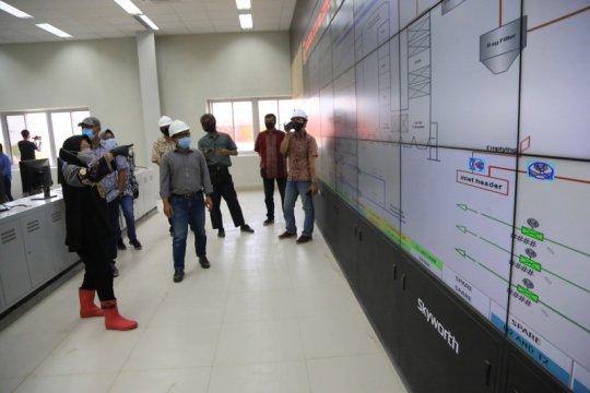 PLTSa di Surabaya mampu hasilkan listrik 12 Megawatt
