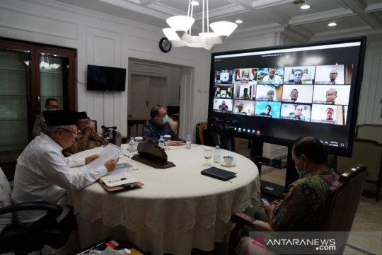 Wapres minta Rektor UIII selesaikan kurikulum berstandar internasional