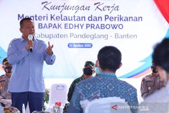 Menteri Edhy tegaskan tidak cari popularitas