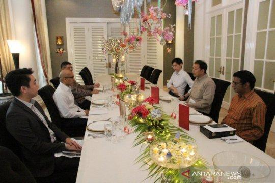 DPR dukung penguatan hubungan stretegis Indonesia-Singapura