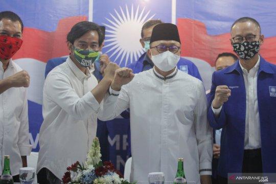 Maju ke Pilwakot Solo, Gibran dapat dukungan politik dari PAN