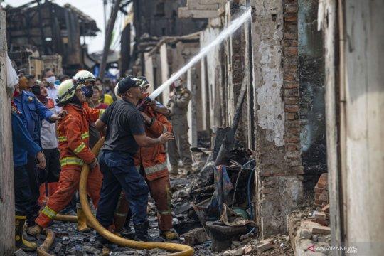 Gesit, Gulkarmat Jakbar tangani 333 kasus kebakaran sepanjang 2020