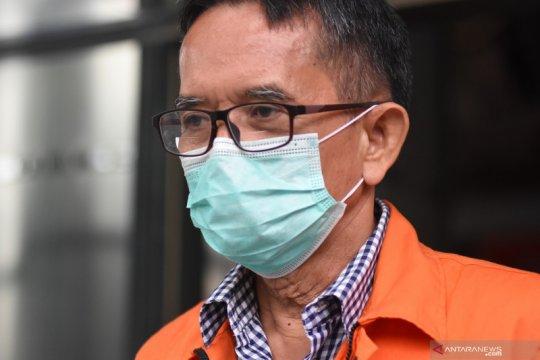 Pemeriksaan mantan Dirut PT Dirgantara Indonesia