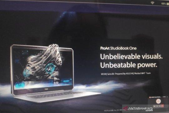 ASUS akan luncurkan lima laptop ProArt