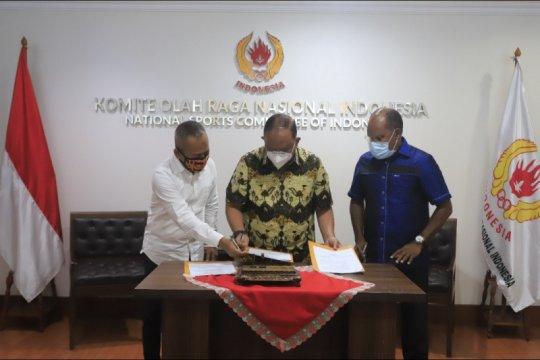 PB PON harapkan media juga wartakan potensi Papua