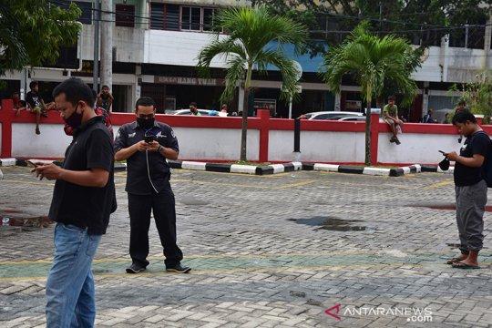 Usai kebakaran Gedung HPBB, Telkomsel klaim layanan di Sumatera pulih