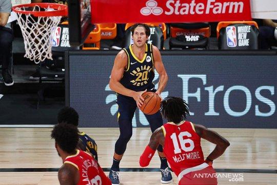 McDermott bawa Pacers hempaskan Rockets 108-104