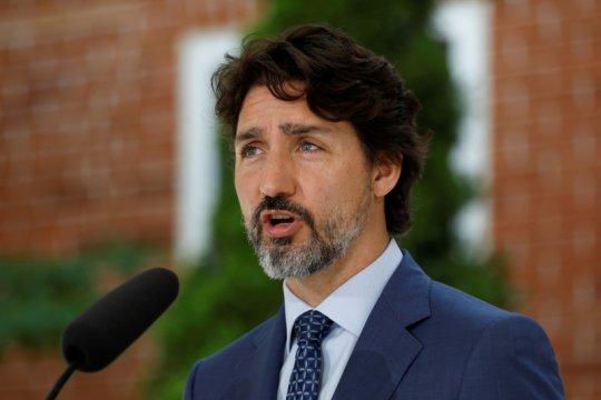 Trudeau enggan komentari kemungkinan pejabat Huawei bebas