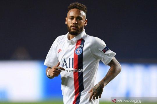 Neymar samai rekor Lionel Messi di Liga Champions