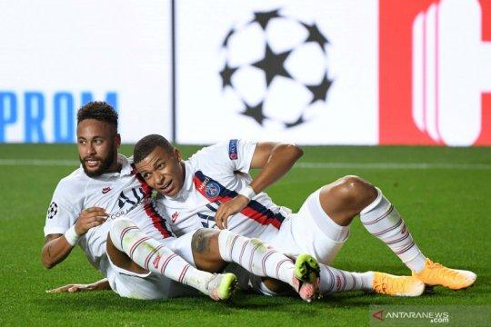 PSG bersumpah tak akan biarkan Neymar dan Mbappe hengkang