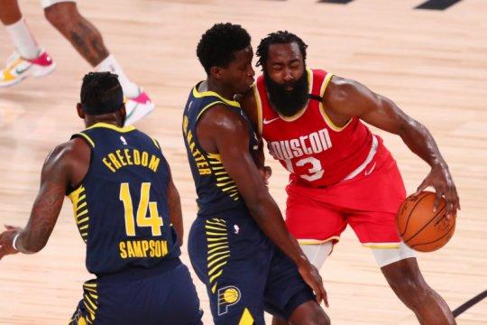Amukan Harden tak berhasil menangkan Rockets