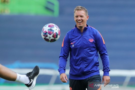 Nagelsmann yakin peluang Leipzig tak berkurang tanpa Werner