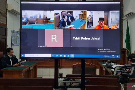 Ruslan Buton didakwa empat pasal alternatif