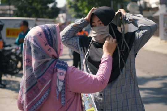 Pemprov Jabar gandeng UMKM untuk pengadaan 10 juta masker