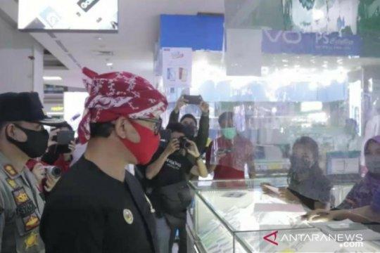 Pemkot Bogor mulai berlakukan denda bagi pelanggar masker