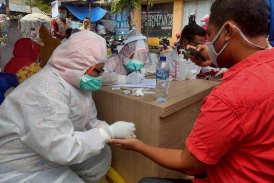 Kasus positif COVID-19 Lampung bertambah tujuh orang