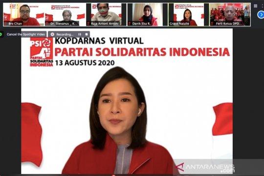 PSI gelar Kopdarnas daring, rapatkan barisan untuk Pemilu 2024