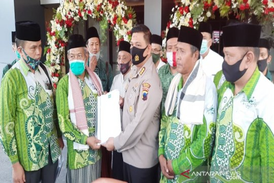 NU Solo Raya dukung Polri tindak tegas pelaku anarki