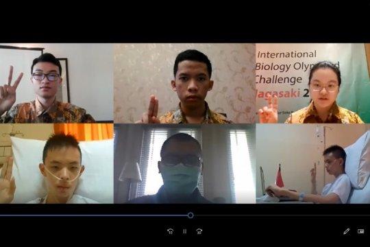 Tim Olimpiade Biologi incar prestasi terbaik di IBO Challenge Jepang