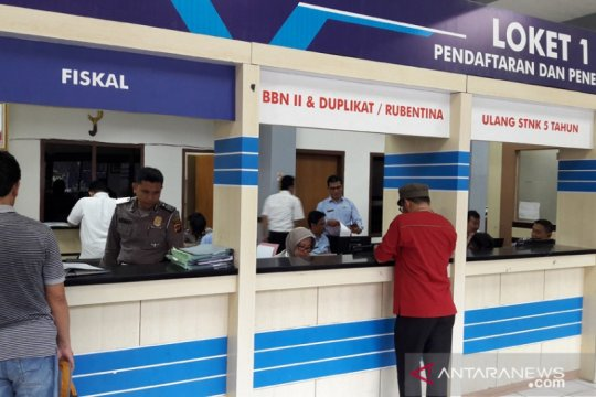 Jawa Barat berikan diskon pajak kendaraan bermotor hingga 10 persen