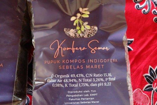 FP UNS ciptakan pupuk organik limbah pewarna