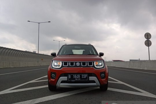 """Ground clereance"" tinggi ubah citra New Ignis jadi ""Urban SUV"""