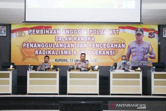 Kapolda : ada tiga komponen penting mereduksi radikalisme
