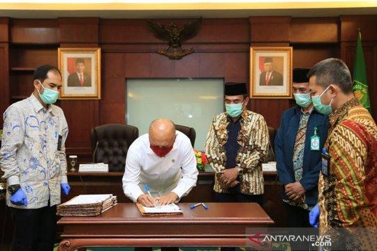 Teten terima kasih ke Menag, sertifikasi halal gratis bagi usaha kecil