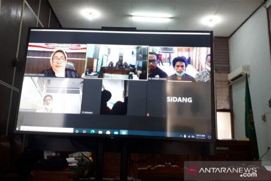 Sidang penembakan mahasiswa Kendari di PN Jaksel hadirkan tiga saksi