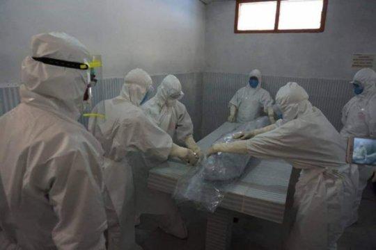 Kamis, kasus positif COVID-19 Jakarta bertambah 621 orang