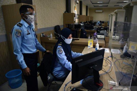Gangguan internet lumpuhkan layanan Kantor Imigrasi I Pekanbaru
